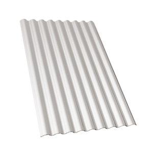 Płyta świetlikowa falista PVC dla płyt W 130-9 (B59)
