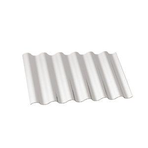 Płyta świetlikowa falista PVC dla płyt W 177-6,5 (B65)